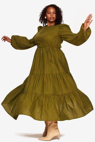 """Venus"" Layered Dress Block"