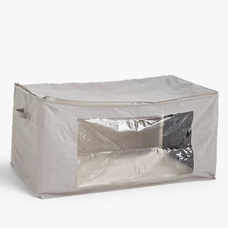 Jumbo Storage Bag, Grey
