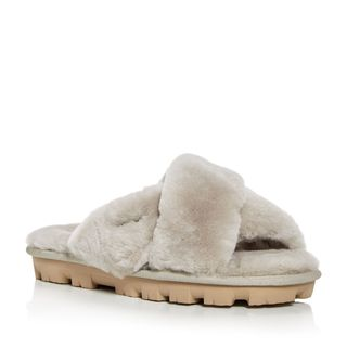 Women's Fuzzette Slide Slippers