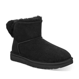 Women's Classic Bling Mini Boots