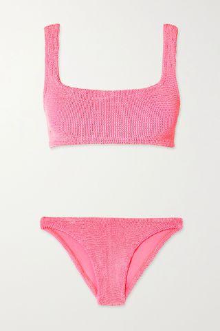 Seersucker bikini