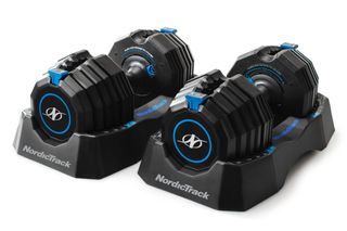 Select-A-Weight Dumbbell Set