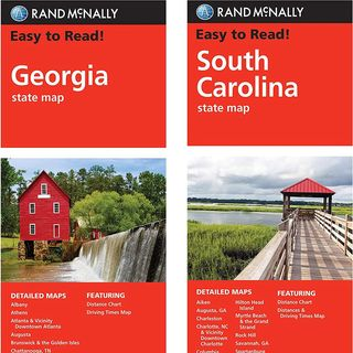 Rand McNally State Maps