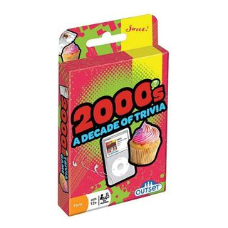 Outset Media 2000's Trivia Card Games
