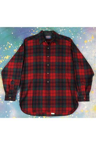 Pendleton Plaid Shirt