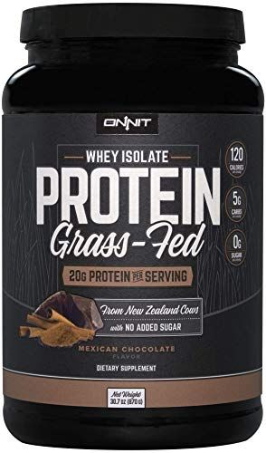 14 Best Whey Protein Powders For Men 2021 - Whey For Muscle Gain