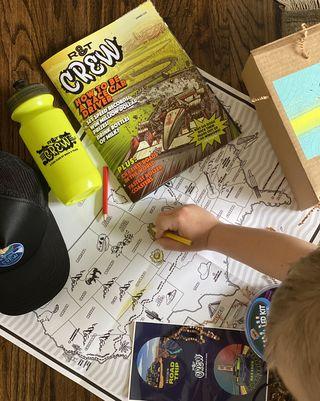 R&T Crew Kids Subscription Box