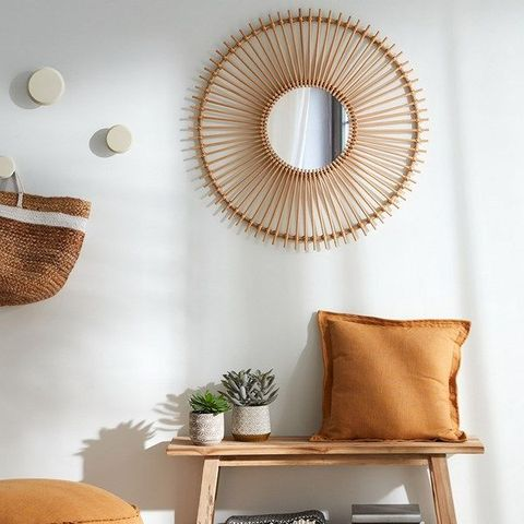 15 Fabulous Statement Mirrors To, How To Hang Three Circle Mirrors