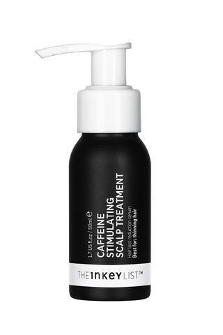 The Inkey List Tratamento estimulante de cafeína para couro cabeludo