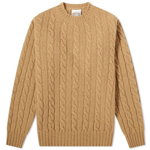 15 Best Cable Knit Sweaters And Jumpers To Buy 2021