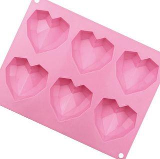 Diamond Heart Mold