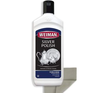 Silver Cleaner and Polish