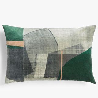 No.198 Cushion, Evergreen
