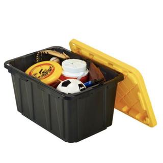 HDX 38 Gallon Tough Storage Bin