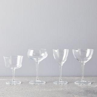 Verres à Cocktail Italiens Classiques
