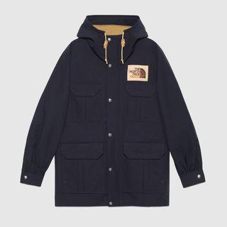 Nylon Mountain Jacket