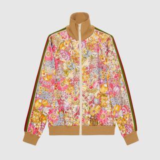 Online Exclusive Jersey Jacket