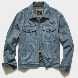 Todd Snyder Italian Boucle Guide Jacket