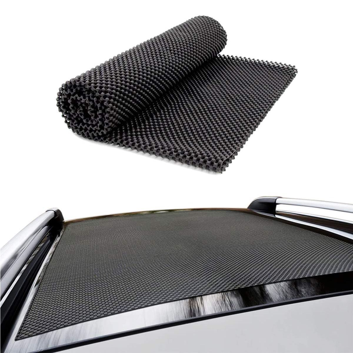 Black HandiRack Universal Roof Rack Anti-Slip Pads