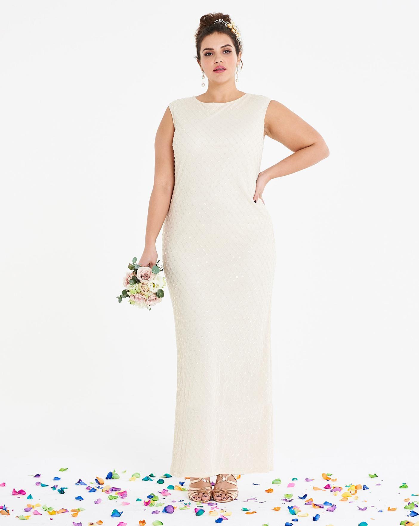 15 Cheap Plus Size Wedding Dresses Best Editor Picks For 2021