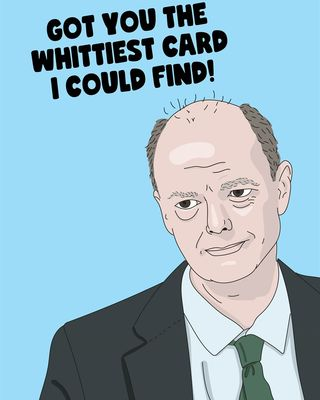 Got You The Whittiest Card