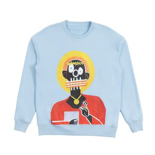 Savior Crewneck Sweater