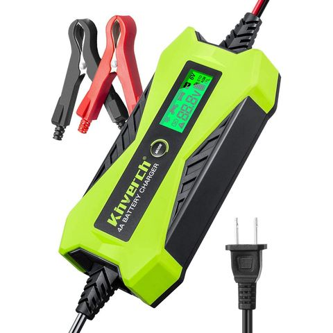 9 Best Battery Chargers For Any Vehicle