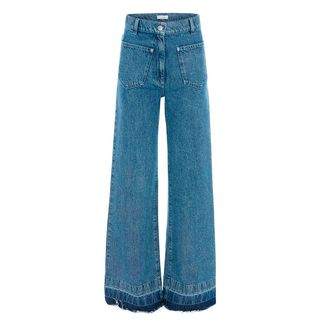 Rigid High-Rise Bootcut Jean