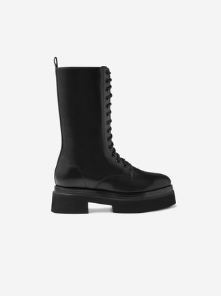 London Calling Combat Boots