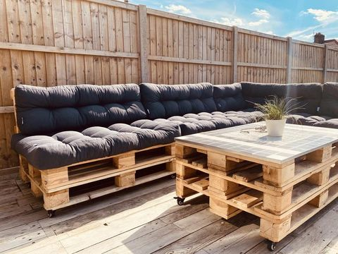Pallet Furniture Ideas To Inspire Your, Pallet Furniture Images