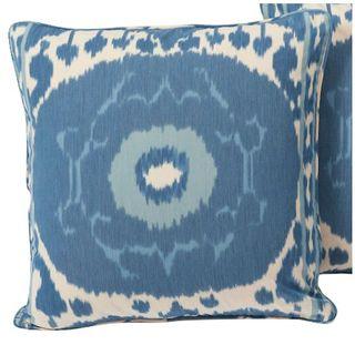 Samarkand Ikat Pillow
