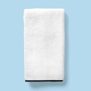Piped Edge Hand Towels
