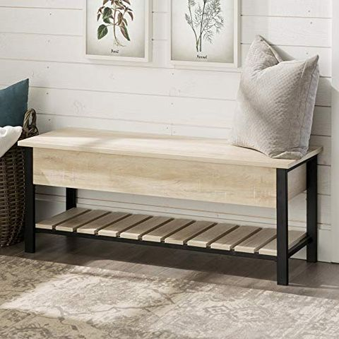 Storage Bench Seat, Storage Seats For Living Room