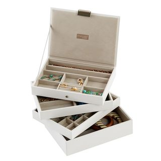 Stackers Premium Stackable Jewelry Box