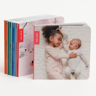Monthly Mini Softcover Photo Books
