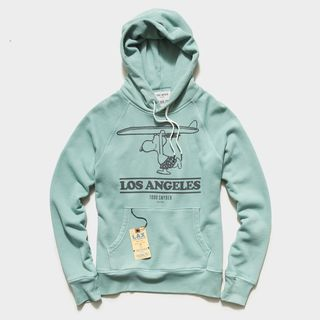 Todd Snyder x Peanuts City Collection Los Angeles Hoodie