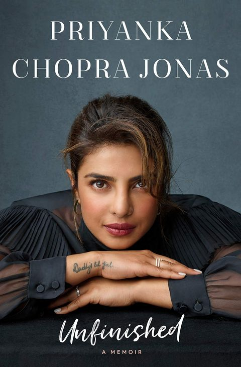 Priyanka Chopra Jonas Says Writing Her Memoir Gave Her the Closure She Needed