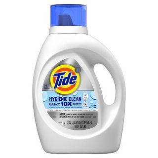 Hygienic Clean Heavy Duty 10X Free Liquid Laundry Detergent
