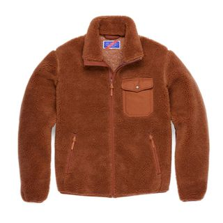 Best Made Wool Fleece Full Zip Jacket