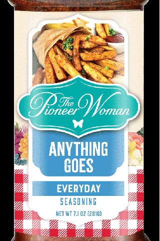 Anything Goes Everyday Seasoning