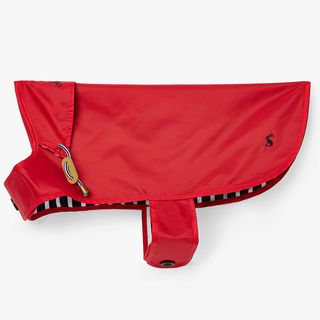 Joules Red Dog raincoat