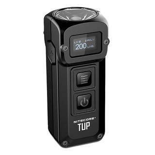 Nitecore 1,000-Lumen TUP Pocket Light