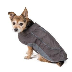 Dog jacket khaki small