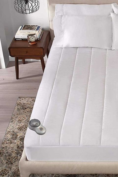 10 Best Electric Blankets Top Heated, Sunbeam Sleep Perfect Quilted Electric Blanket Queen Bed Review