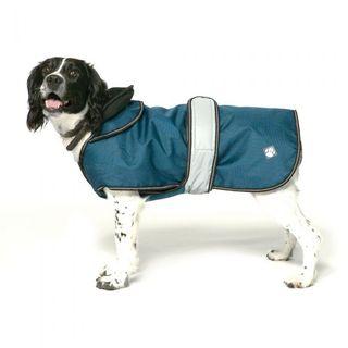 Blue 2-in-1 Ultimate Dog Coat