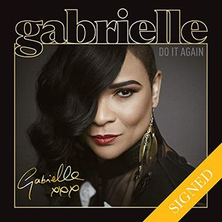 Do It Again by Gabrielle (signed edition)