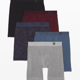 Lululemon Always In Motion Boxer 5-Pack