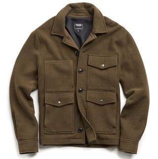 Todd Snyder Wool Cruiser Jacket