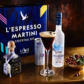 Grey Goose Espresso Martini Cocktail Kit