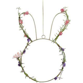 Couronne de lapin de Pâques